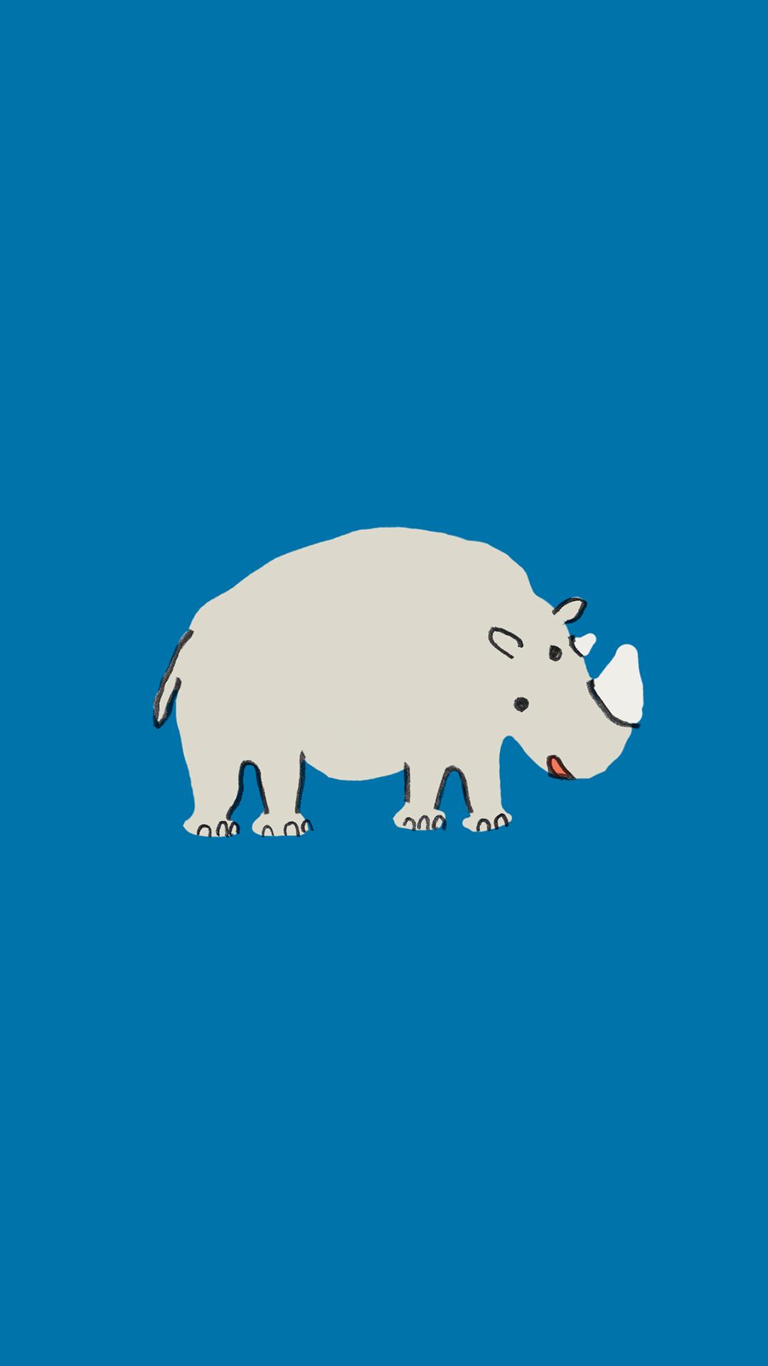 Rhino Wallpaper