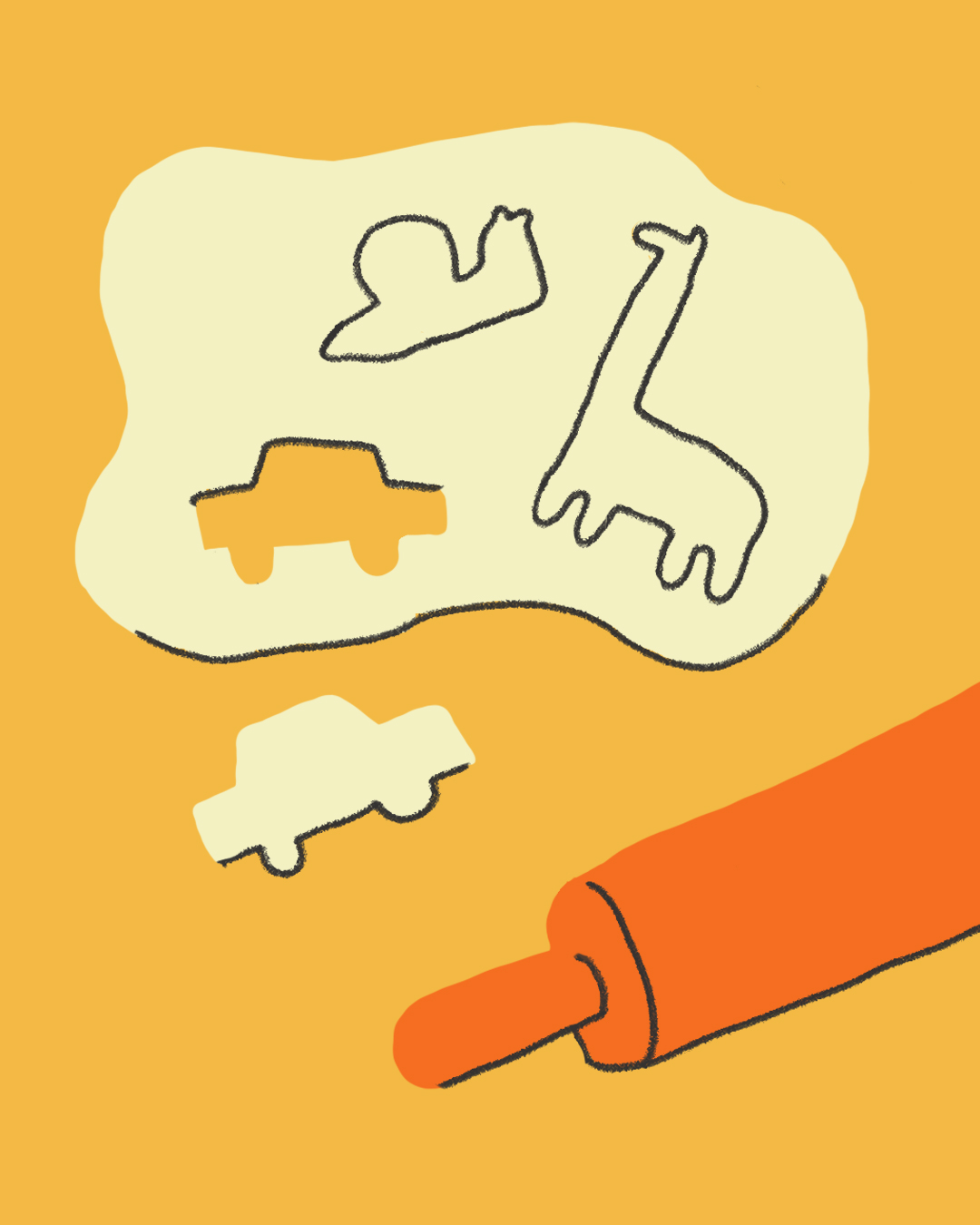 / Food Illustration
